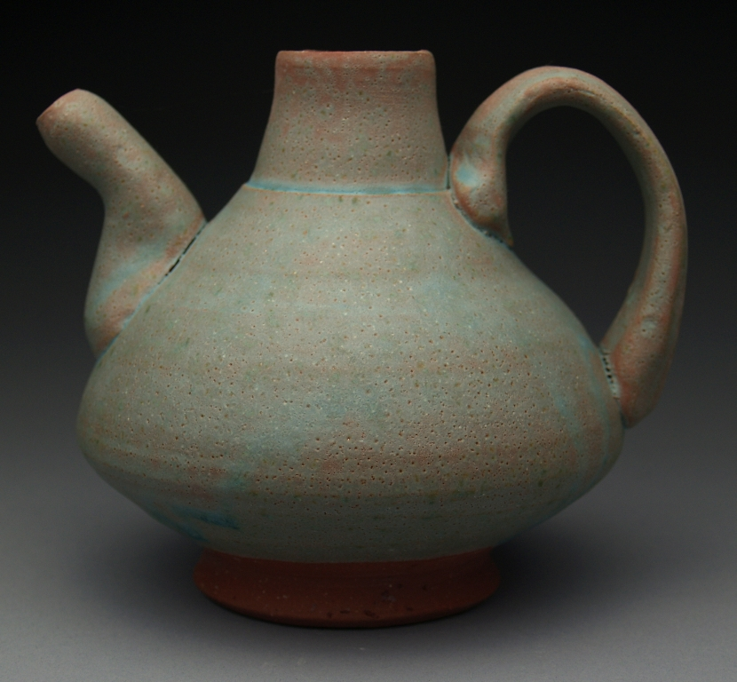 earthenware ewer